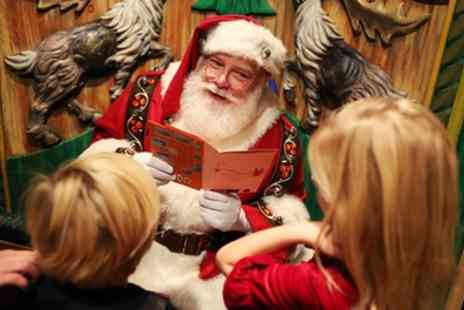 Time for Change Kids - Santas Grotto Ticket for Child with Optional Soft Play Entrance - Save 0%