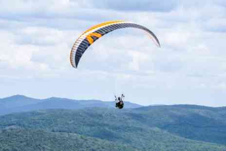 Paragliding Community - Tandem Paragliding Experience with Transport from London for One or Two - Save 34%