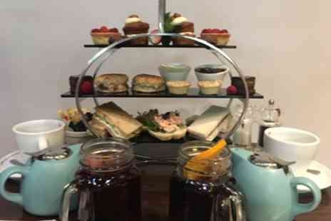 Novotel York Centre - Festive Afternoon Tea with Optional Glass of Prosecco or Mulled Wine for Two - Save 38%