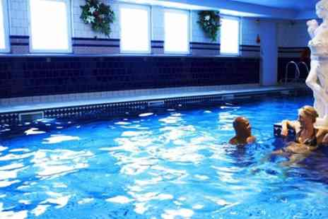 Crown Spa Hotel - Spa Access and Lunch for One or Two - Save 44%
