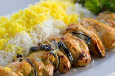 Zaitoon Grill Restaurant - Two Course Turkish, Persian or Arabic Meal for Up to Four - Save 53%