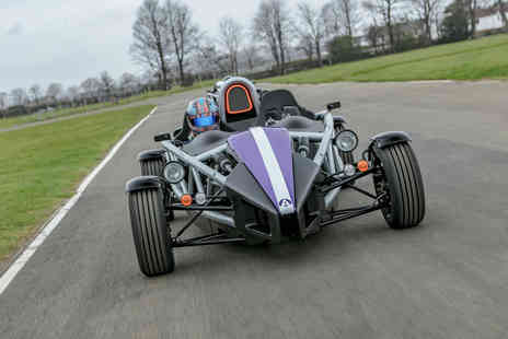 Virgin Experience Days - Supercar Blast plus Ariel Atom Passenger Ride - Save 0%