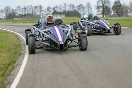 Virgin Experience Days - Double Supercar Blast plus Ariel Atom Passenger Ride - Save 0%