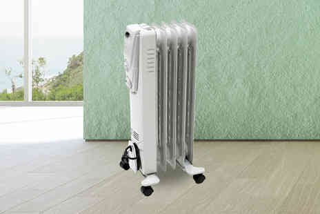 Who Needs Shops - 1000W portable oil filled radiator - Save 72%