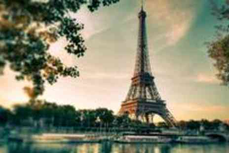 AA Getaways - Three night Paris break and Eurostar return - Save 50%