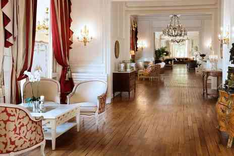 Pavillon Henri IV - Four Star Panoramic Seine Valley Views in Former Kings Residence - Save 53%