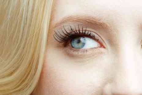 Be Beautiful By Simran - Eyelash or Eyebrow Tint with Optional Eyebrow or Full Face Threading - Save 30%