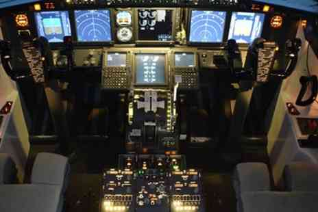 Sim2do - 60 minute Boeing 737 flight simulator experience - Save 20%