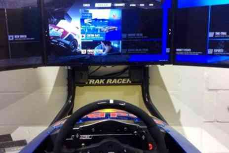 Sim2do - 30 minute racing car simulator experience - Save 50%