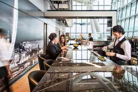 Plaza Premium Lounge - Heathrow Airport, lounge access with food & drinks - Save 35%