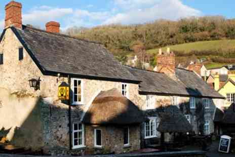 The Masons Arms - Two Night coastal Devon escape - Save 45%