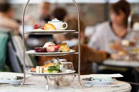 The Marlborough Arms - Afternoon tea & bubbly for 2 at Oxfordshire local gem - Save 37%