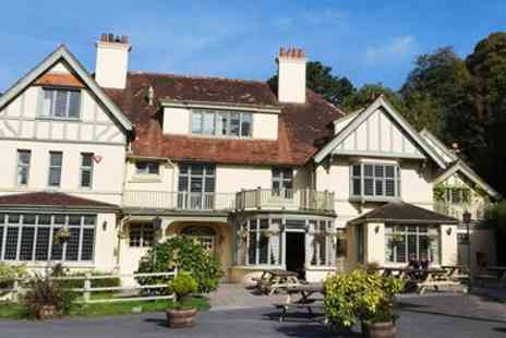 Hunters Inn - Afternoon tea for 2 in Exmoor National Park - Save 51%
