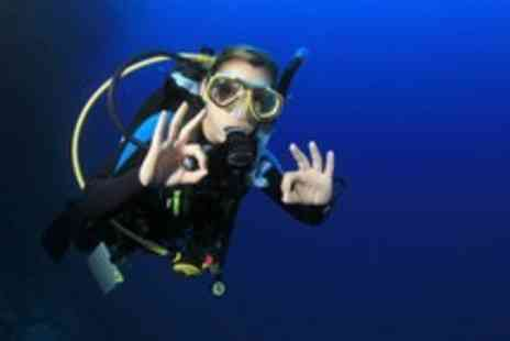 Scuba Pursuits - Three week PADI scuba diver course in a range of locations - Save 64%