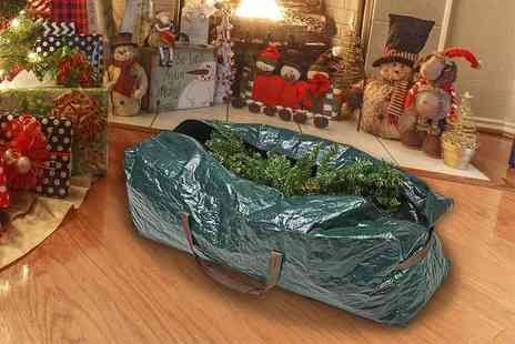 Ground Level - Christmas tree storage bag - Save 70%