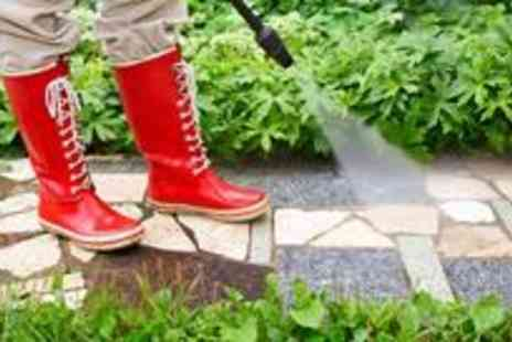 Renov 8 North West - Driveway or patio cleaning service - Save 87%