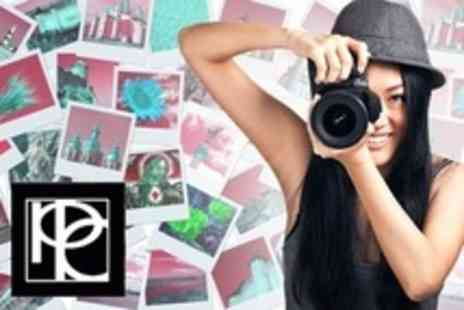 Photobarn Photography - Choice of Full-Day Photography Workshop Beginners DSLR or Advanced Location Portraiture - Save 80%