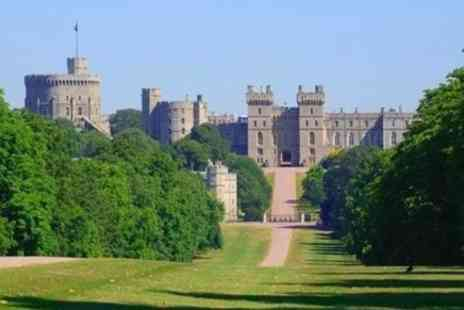 Travel Brake - Heathrow Airport Arrival To Southampton Via Windsor Castle - Save 0%
