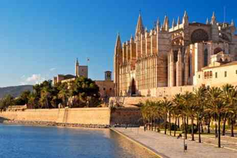 Cruise Nation - Fourteen night Mallorca holiday & Med cruise with flights - Save 0%