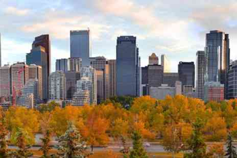 Hotel Clique Calgary Airport - Calgary Airport Stay including Cocktails & 14 Days Parking - Save 0%