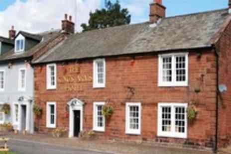 The Kings Arms - Cumbria Two Night Stay For Two With Breakfast - Save 55%