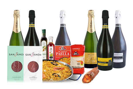 San Jamon - A Sil food and drink hamper - Save 52%