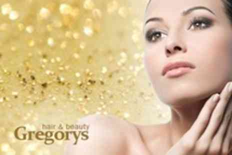 Gregorys Hair and Beauty - Back, Neck, Shoulder and Thai Foot Massage With Facial - Save 64%