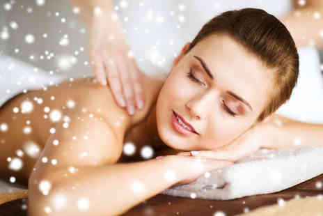 Neo Derm - Two hour Christmas pamper package including four treatments, a hot drink, chocolates and a mince pie - Save 82%
