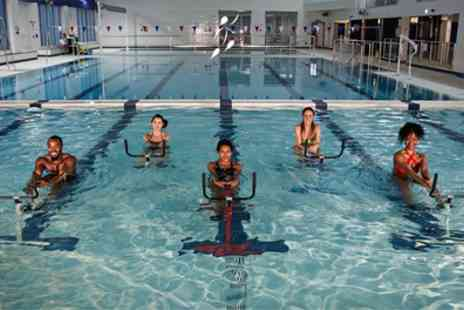Aqua Fit Pro - Three Aqua Spin Classes - Save 54%