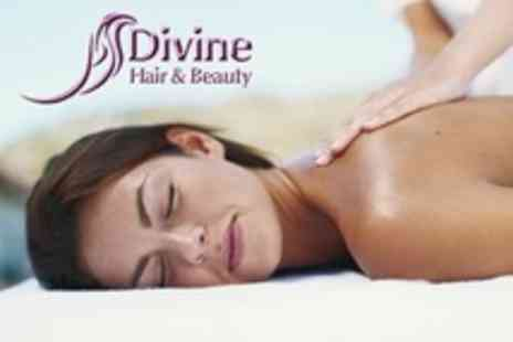 Divine Hair and Beauty - One Hour Facial - Save 63%