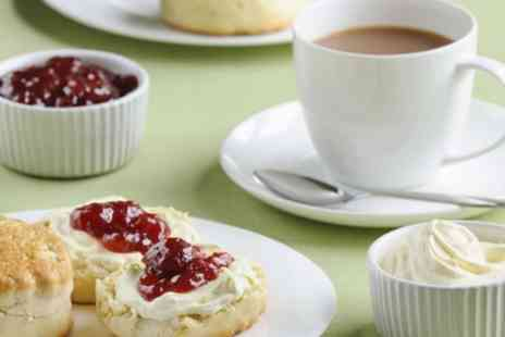 Something Special - Cream Tea for One or Two, or Afternoon Tea Platter for Two - Save 21%