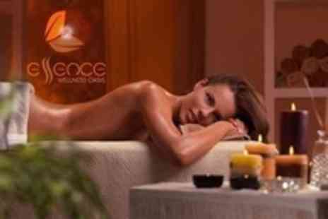 Essence Wellness Oasis - Spa Day With Massage Treatment Plus Facial or Extra Massage - Save 51%