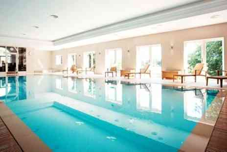 Lamphey Court Hotel & Spa - Spa day with facial & lunch in Pembrokeshire - Save 50%