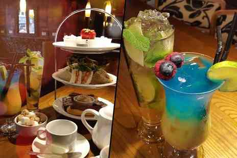 Cosmopolitan Hotel - Chocolate afternoon tea for two people with a cocktail each - Save 52%