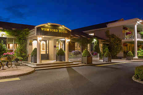 Whitford Hotel & Leisure Club - Overnight Wexford stay for two people with breakfast, leisure access, spa credit towards a massage, late checkout and glass of wine on arrival - Save 0%