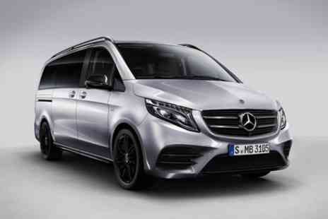 Profi Driver Airport Transfer Service - London Private Transfers London Central to Port of Southampton in Luxury Van - Save 0%