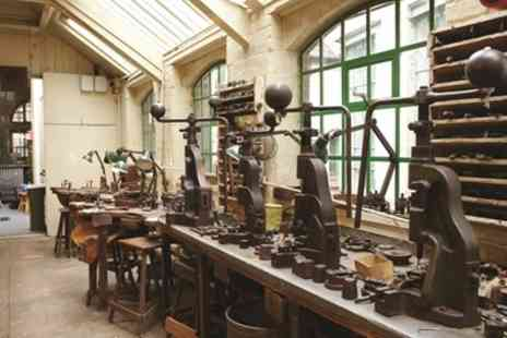 Museum of the Jewellery Quarter - Entry for Child, Adult or Family of Four to Museum of the Jewellery Quarter - Save 33%
