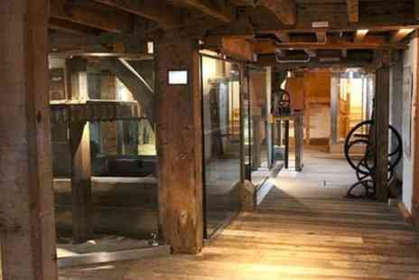 Eling Tide Mill Experience - Mill Museum Entry for Two Adults or Family of Five to Eling Tide Mill Experience - Save 25%