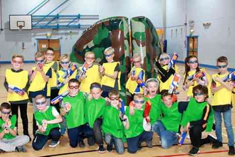Robin Hood Ents - Choice of Kids Themed Party for Boys and Girls - Save 50%