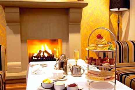 The Popinjay Country Hotel - Afternoon Tea with Optional Prosecco for Two or Four - Save 32%