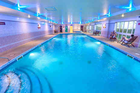 The Olde Barn Hotel - Full day health club access, a 25 minute treatment and afternoon tea with a glass of Prosecco for one or two - Save 58%