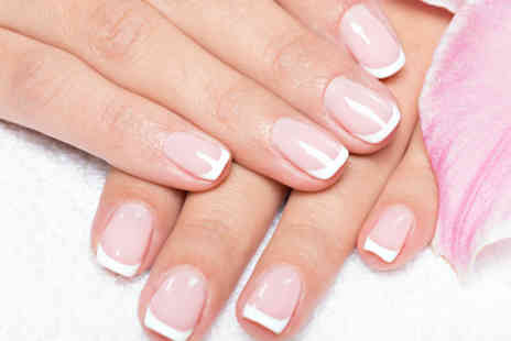 Avons Hair and beauty - Gel manicure - Save 33%
