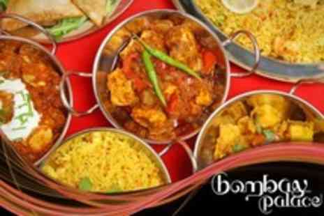 Bombay Palace - All You Can Eat  Indian Buffet For Two - Save 51%