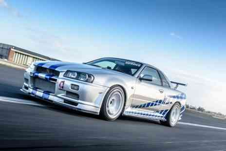 Car Chase Heroes - The Speed Mustang Experience - Save 61%