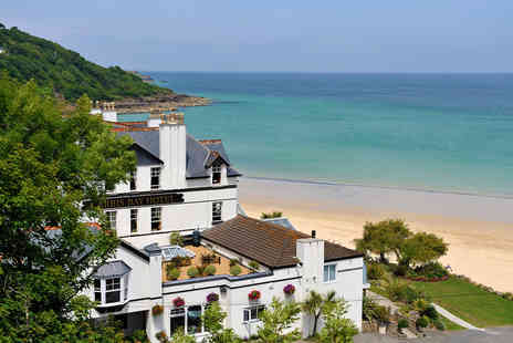 The Carbis Bay Hotel - Two Night Luxury Coastal Retreat for Two - Save 0%
