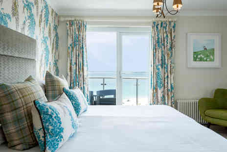 The Carbis Bay Hotel - Two Night Luxury Coastal Retreat for Two - Save 29%