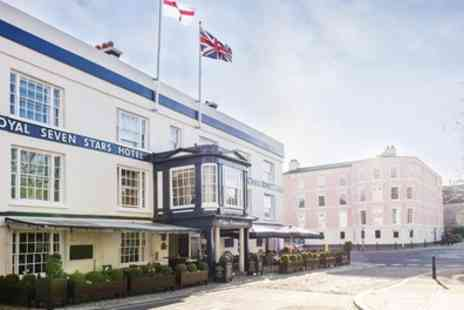 The Royal Seven Star Hotel - Standard Room for Two with English Breakfast - Save 22%