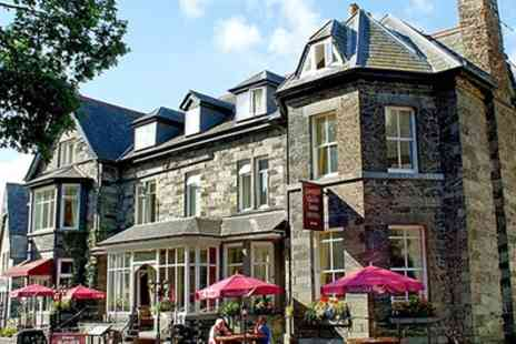 Glan Aber Hotel - Cream Tea and Prosecco with Optional Hot Tub and Sauna Access for Up to Four - Save 39%