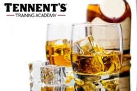 Tennents Training Academy - Whisky Blending and Tasting Session - Save 56%