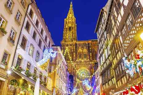 Golden Tulip Strasbourg The Garden - Four Star New Hotel Stay For Two in Magical Christmas & NYE Destination - Save 74%